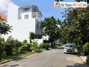 Ban Lo Dat Nam Thong Gia Tot Phu My Hung Quan 7. Lh Mr Phước ( 0917633868 )