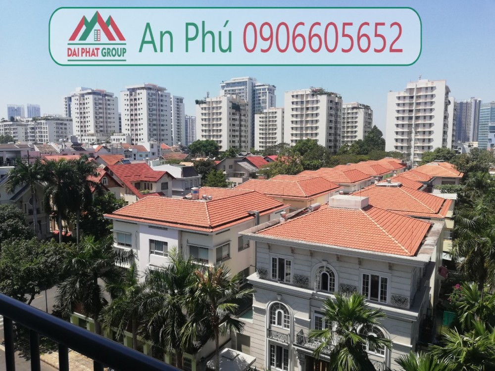 Ban Can Ho Penhouse My Phuoc Phu My Hung Quan 7