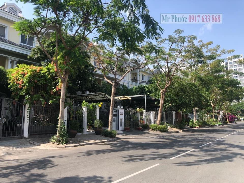 Ban Biet Thu My Phu 3 Phu My Hung Gia 224 Ty. Mr PhƯỚc 0917633868