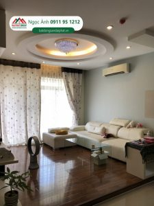 Ban Chung Cu Cao Cap Riverside Residence Pmh Dt 98m2 Ban 4.350ty