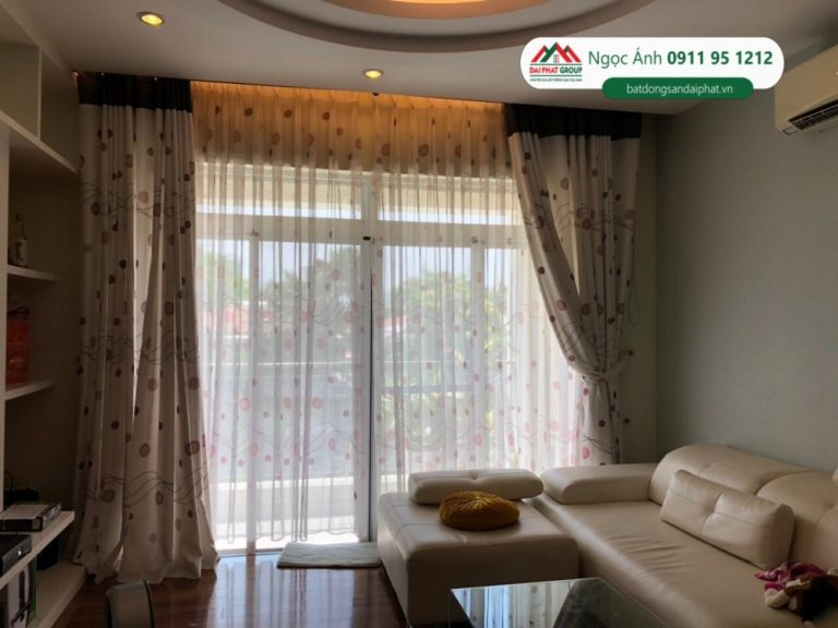 Ban Chung Cu Cao Cap Riverside Residence Pmh Dt 98m2 Ban 4.350ty
