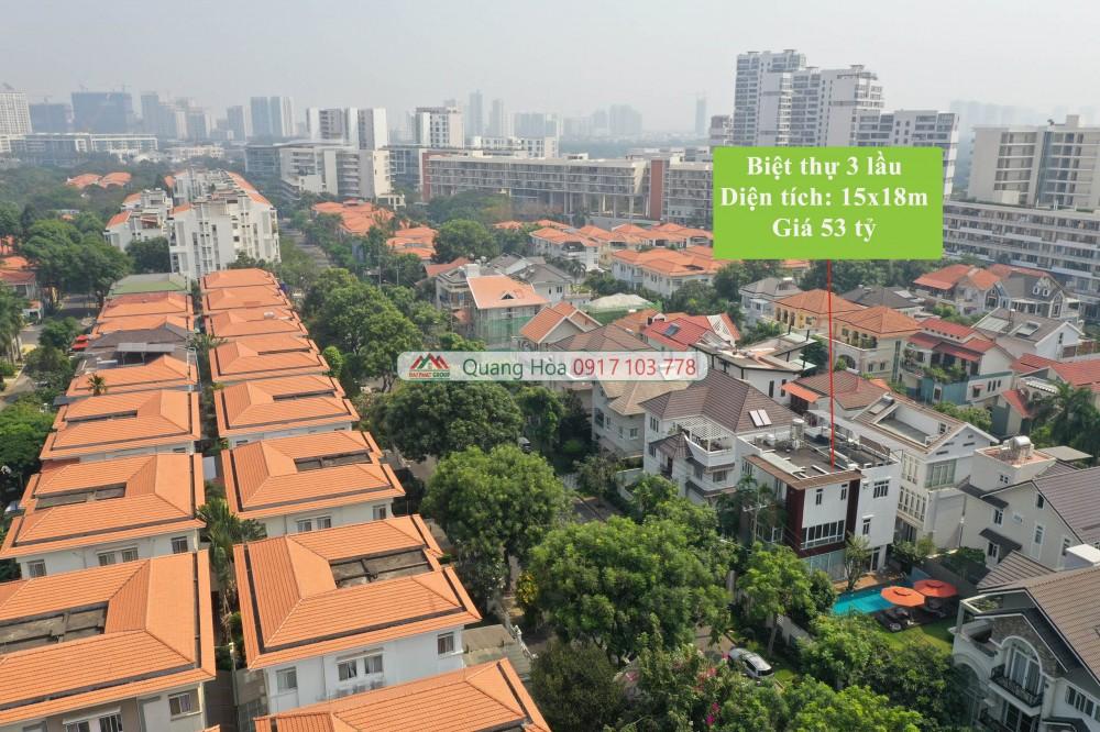 Can Ban Biet Thu Nam Quang Phu My Hung