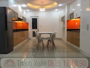 Riverside Residence Can Ho View Song Phu My Hung Quan 7 Can Ban