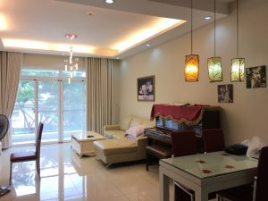 Ban Chung Cu Cao Cap Riverside Residence Pmh Dt 82m2 Ban 3.6ty