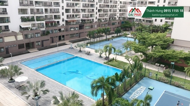 Can Ho Cao Cap Panorama Phu My Hung View Kenh Dao 3pn Gia Chi 5.5 Tỷ