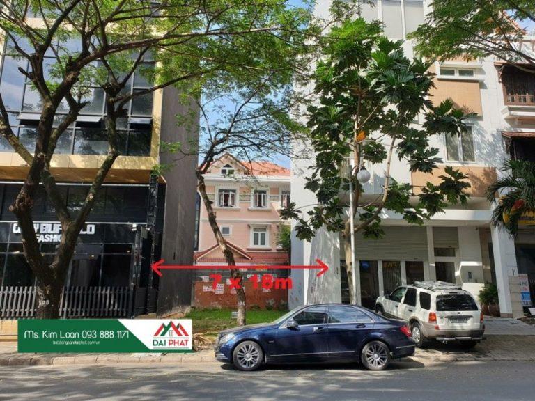 Can Tien Ban Gap Lo Dat Xay Nha Pho Nam Long Phu My Hung Gia Chot Nhanh 29.5 Tỷ