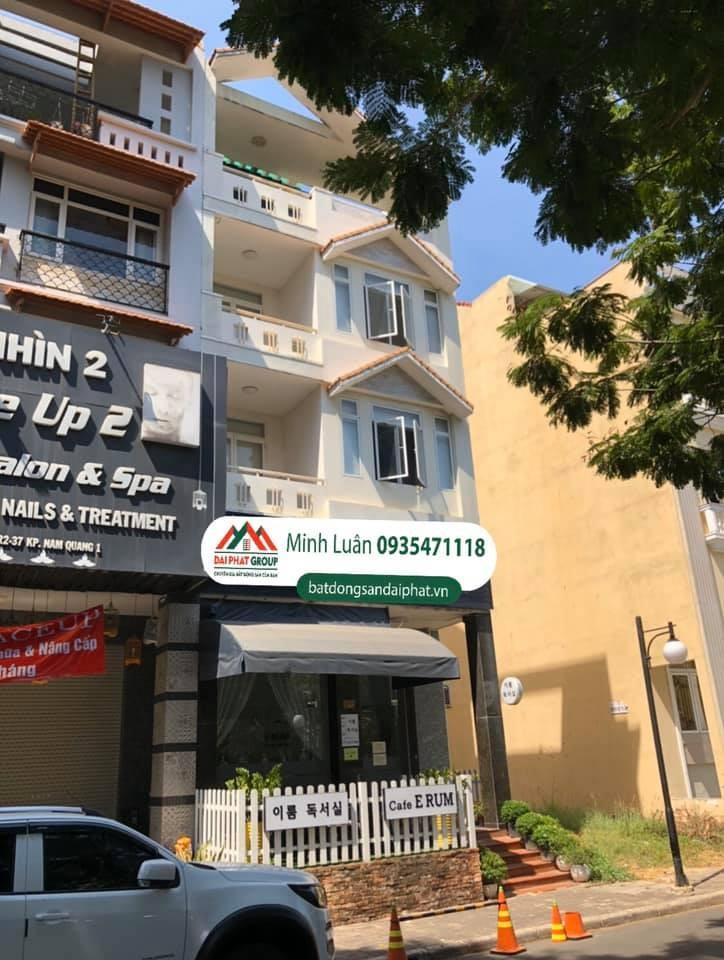 Nha Pho Nam Quang Phu My Hung Dien Tich 111m2 Gia 26.5tỷ