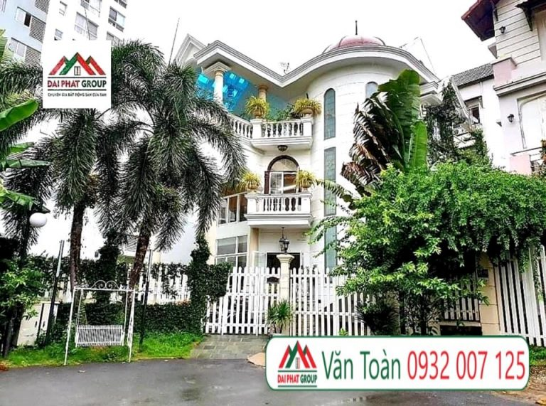 Ban Biet Thu Don Lap Nam Quang Pmh