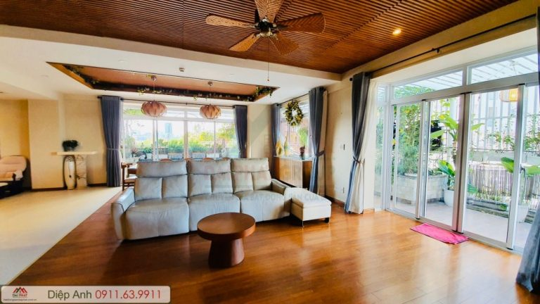 Ban Can Ho Sieu Cao Cap Riverside Phu My Hung Dien Tich 302 M2 Gia 145 Ty