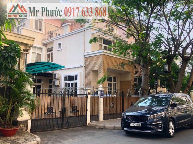 Can Ban Biet Thu My Phu 2 Phu My Hung Quan 7. Lh : Mr PhƯỚc 0917633868