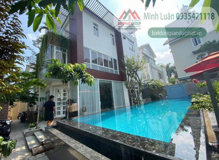 Ban Biet Thu Don Lap Nam Quang Phu My Hung Gia 40ty 15x18m