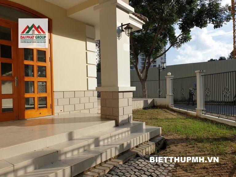 Ban Biet Thu My Van Phu My Hung Don Lap Can Goc 328m2 Nha Tho 48.5 Tỷ