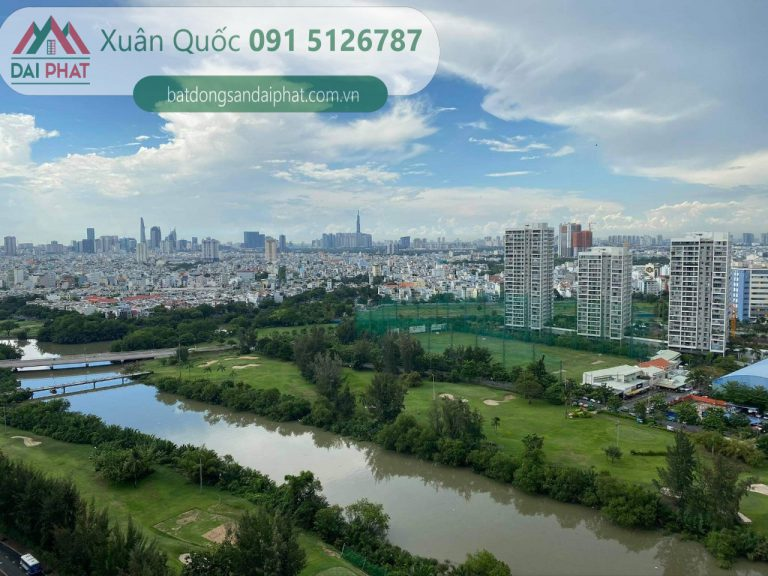 Ban Can Ho Happy Valley Pmh Q7 View Song Lau Cao Gia 5350 Ty