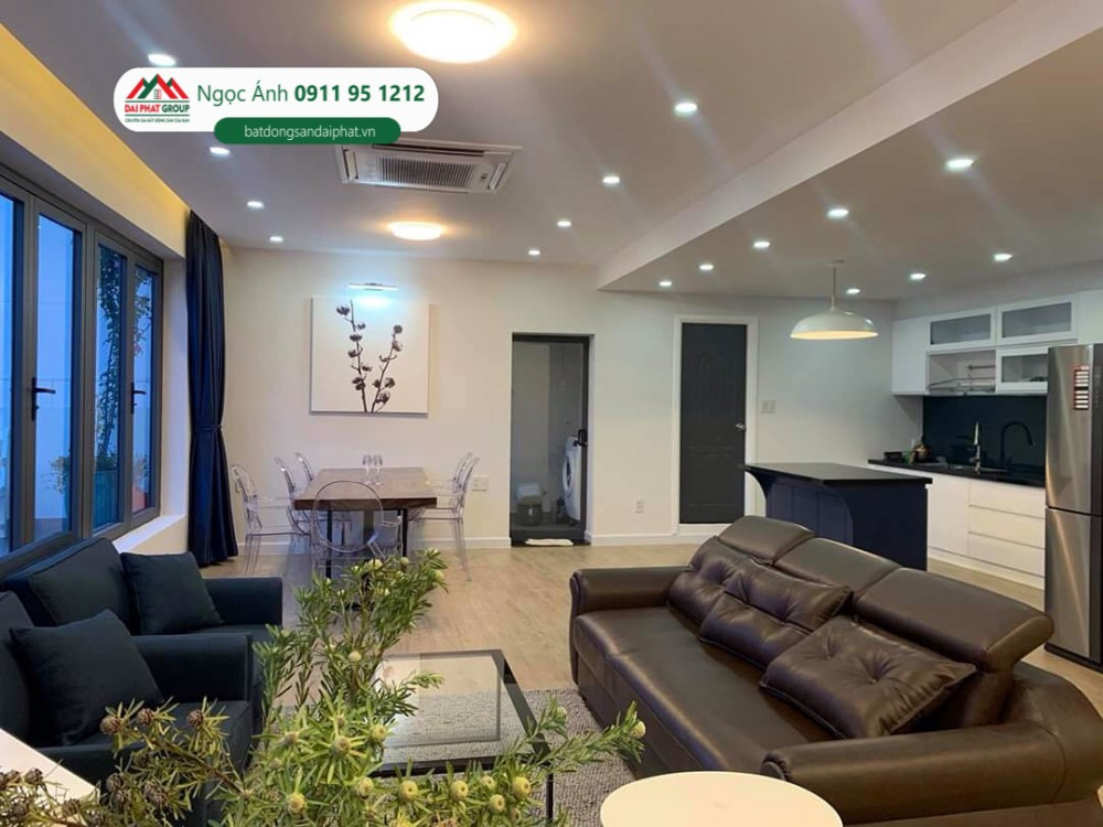 Ban Penthouse Sky Garden Phu My Hung Dien Tich 250m2 Gia 7.8 Tỷ