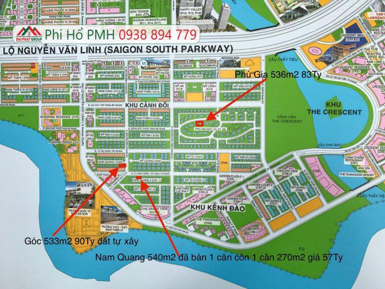 Biet Thu Khu Vuc Canh Doi Size Ngoai 400m2 Da Xem Cac Vi Tri
