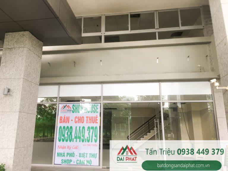 Can Cho Thue Hoac Ban Shophouse Khu Green Valley Phu My Hung