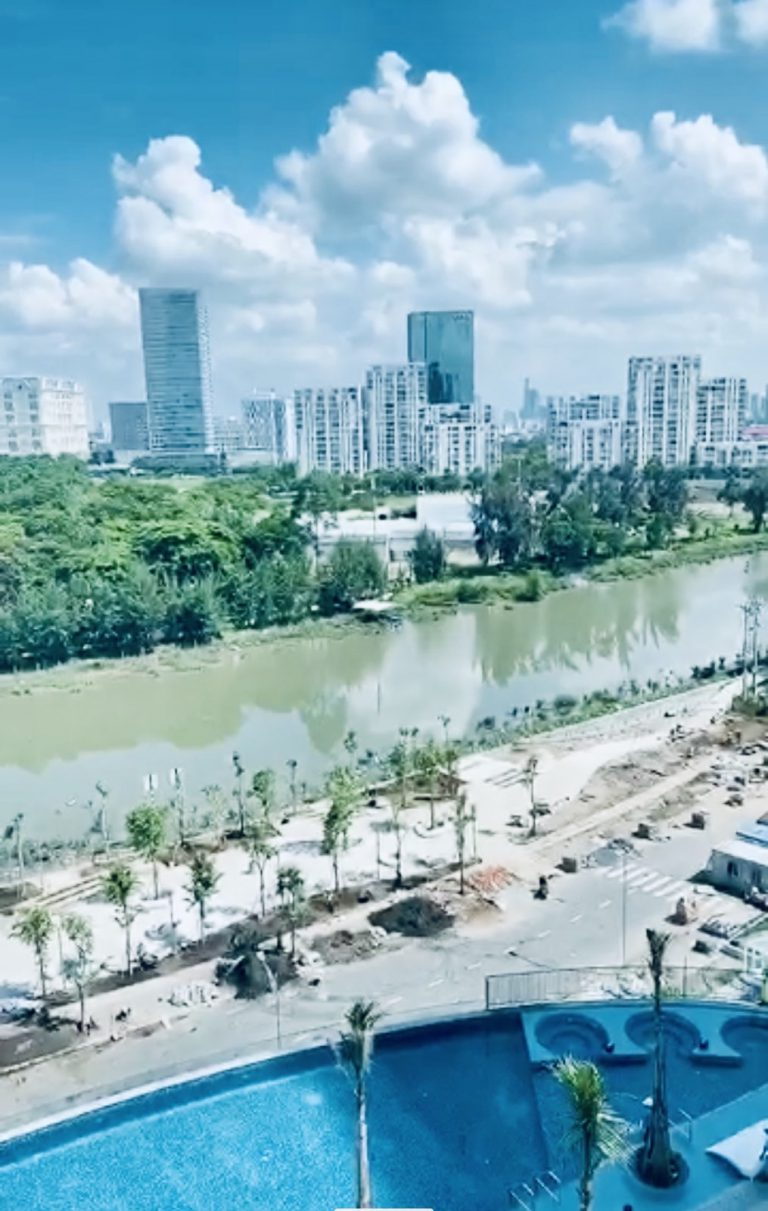 Can Ho Midtown Signature M7 Gia Tot Chi 8.8 Tỷ Dt: 119m2