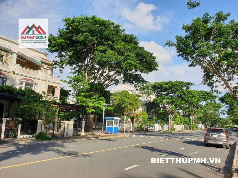 Cho Thue Biet Thu My Thai Goc 2 Mat Tien Duong Lon View Cong Vien 1900thang