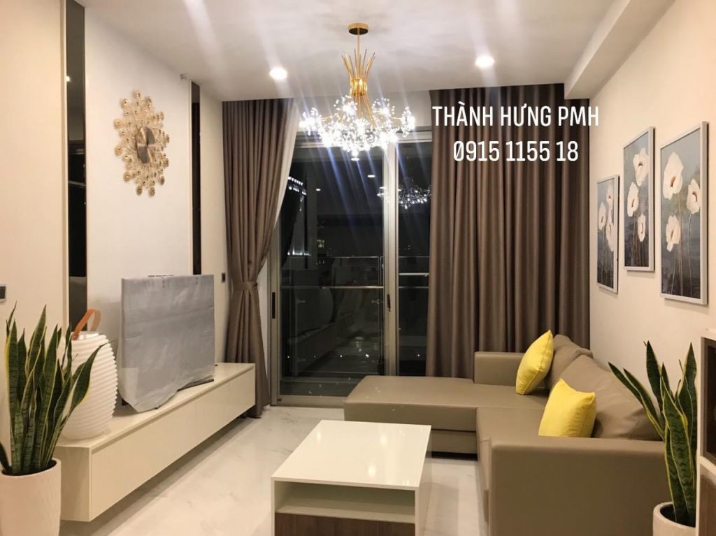 Cho Thue Can Ho Midtown 3pn View Song Cong Vien Nhac Nuoc Cuc Dep