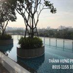 Cho Thue Can Ho Midtown 3pn View Song Cong Vien Nhac Nuoc Cuc Dep