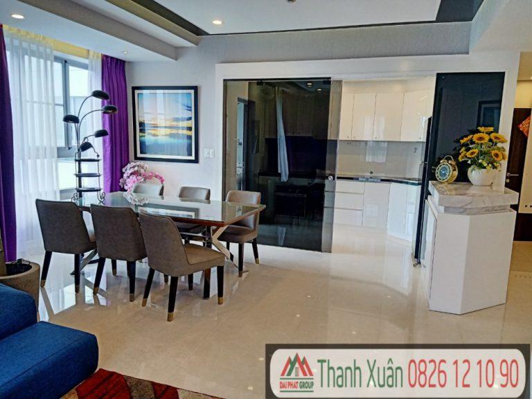 Cho Thue Can Ho View San Golf Green Valley Phu My Hung Noi That Cao Cap