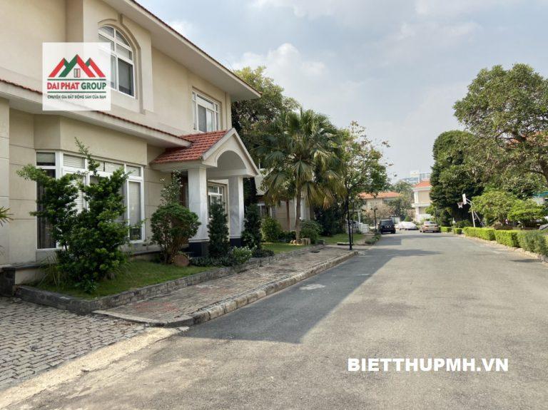 Ban Biet Thu Phu Gia Phu My Hung 536m2 Co Ho Boi Rieng View Cong Vien Gia 83 Ty