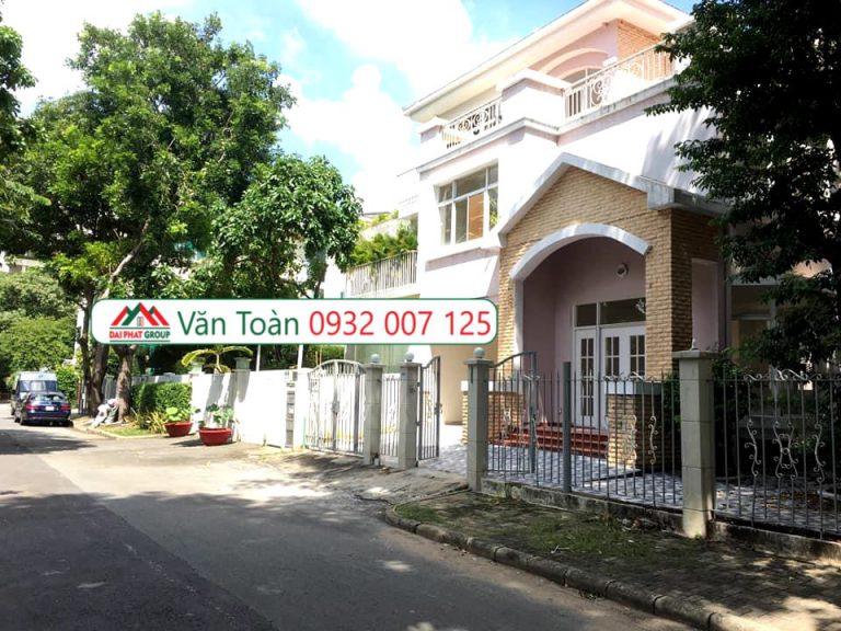 Ban Biet Thu Tu Lap My Gia 2 Phu My Hung Gia Re 365 Ty