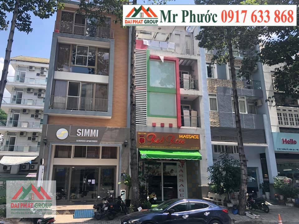 Chot Nhanh 255 Ty Can Khach San Can Ho Dich Vu Duong Lon Khu Hung Gia Phu My Hung