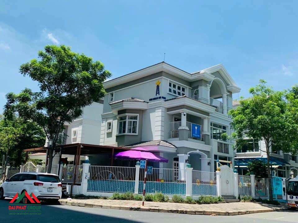 Ban Biet Thu My Van Phu My Hung Dien Tich 202x16m Gia 51.5ty