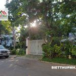 Ban Biet Thu Nam Thong 1 Phu My Hung 255m2 Goc Cong Vien Co Ho Boi 33 Ty 0938881171
