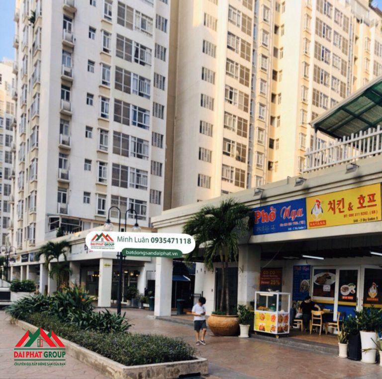 Ban Shop Sky Garden Phu My Hung Dien Tich 180m2 Gia 8ty