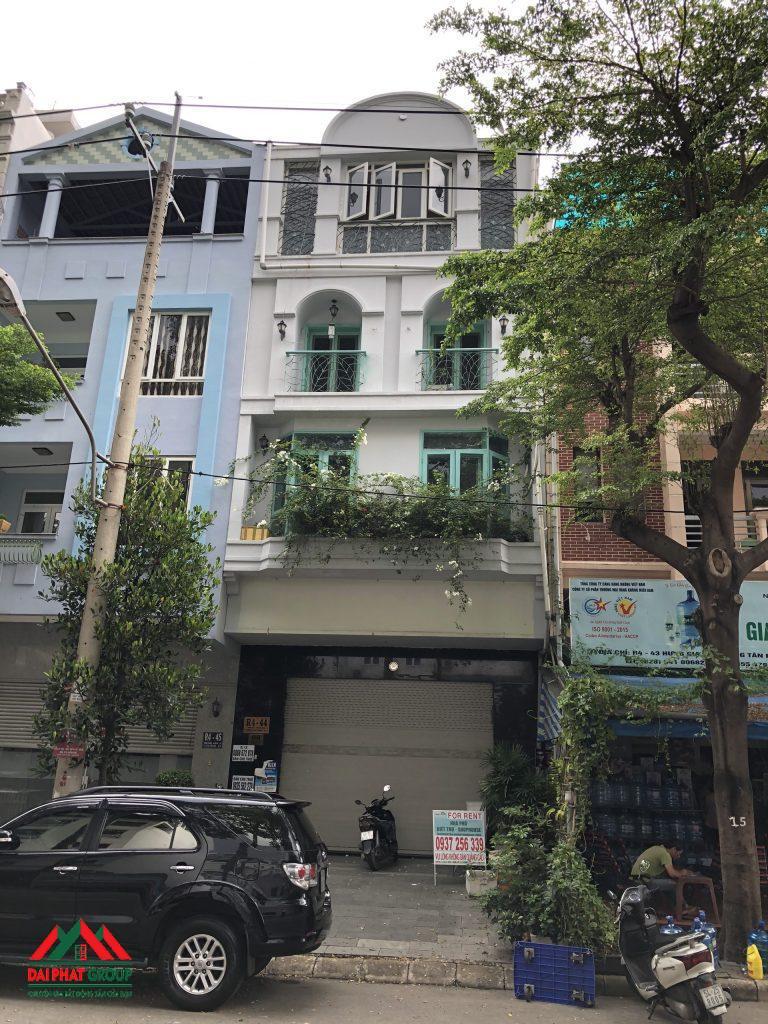 Chot Nhanh Nha Pho Kd Hung Gia Mt Duong Lon Gia Dau Tu