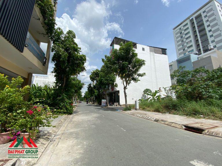 Chot Nhanh Nha Pho Phu My Quan 7 Dt 4x18m Gia 7 Ty 650tr