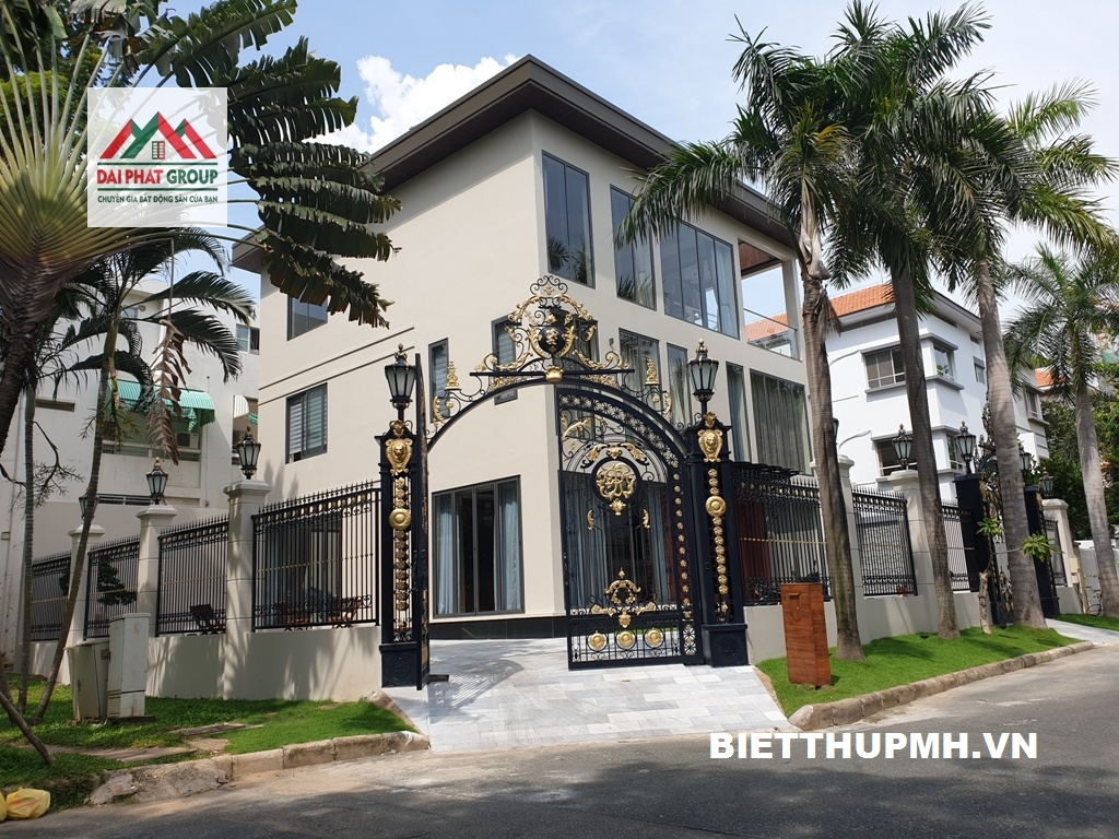 Gia Hot Ban Biet Thu Don Lap 302m2 Trung Tam Canh Doi Phu My Hung Gia Tot Nhat 50 Ty 0938881171