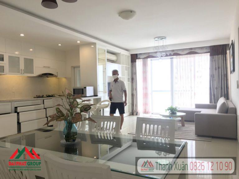 Cho thuê căn hộ Riverpark Residence view công viên giá chỉ 1.500$/tháng