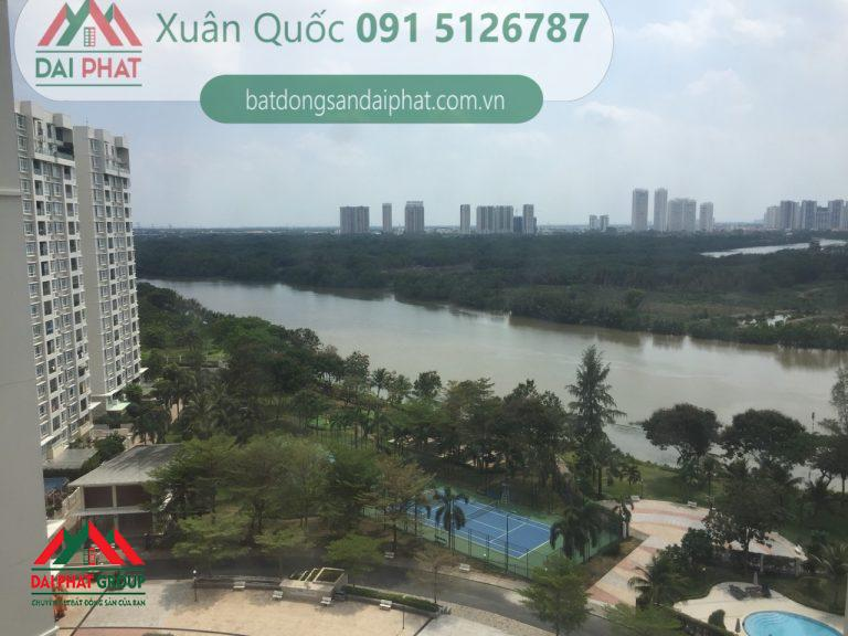 Ban Can Ho Riverside Dt 180m2 View Song Gia 10t