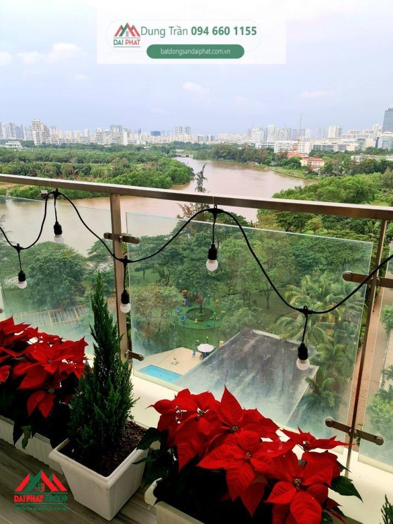 Ban Can Ho Riverside Residence Nha Dep View Song Phu My Hung