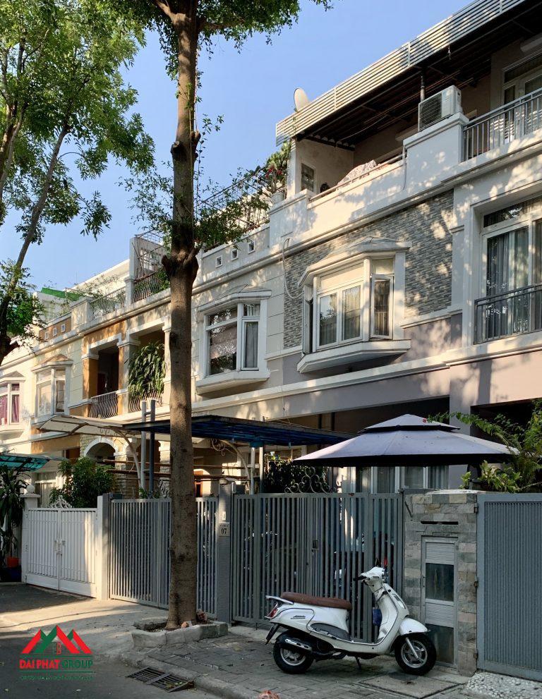 Biet Thu My Giang Nha Dep 7x18m Gia 23 Ty Thuong Luong