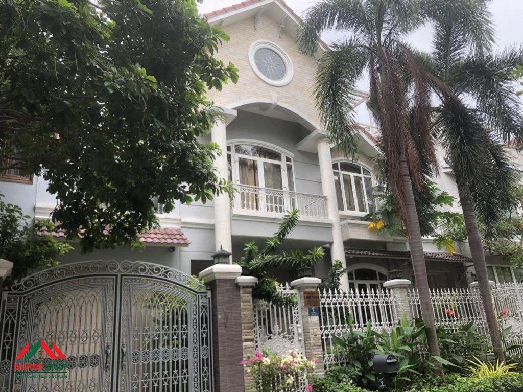 Ban Biet Thu Nam Thong 1 Phu My Hung
