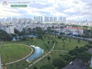 Ban Can Ho Happy Valley Pmh Q7. Dt: 100m2 Giá 5 Tỷ
