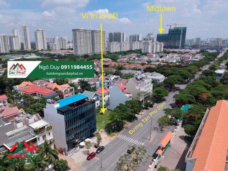 Ban Dat Nam Thong 3 Phu My Hung Gia Dau Tu