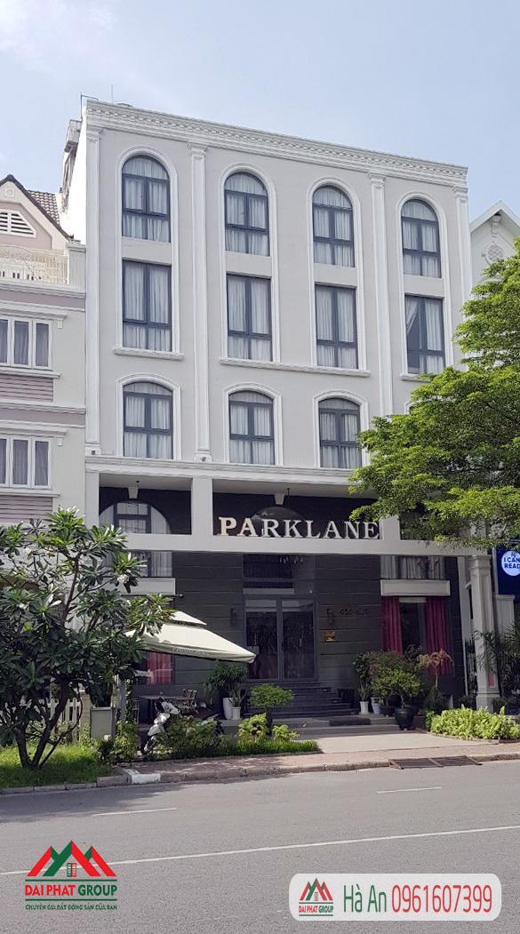 Ban Khach San Parklane Hotel Khu Nam Thong 3 Phu My Hung