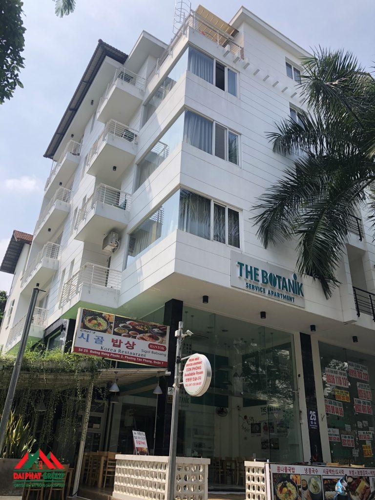 Ban Nha Pho Hung Phuoc 2 Goc Cong Vien