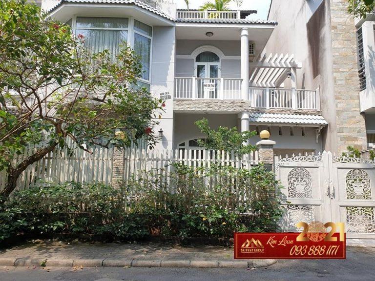 Biet Thu Dep Quan 7 Nam Thong 1 Gia Re Hat De Cho Thue