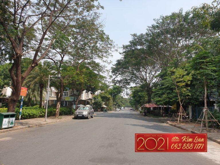 Biet Thu Goc Pho Ban Biet Thu Goc My Thai 1 Phu My Hung 12x18m Duong Lon View Cong Vien 35 Ty