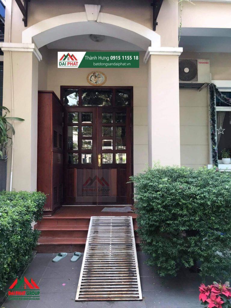 Biet Thu Lk My Thai 2mt Thong Thoang Doi Dien Cong Vien Gia Tot