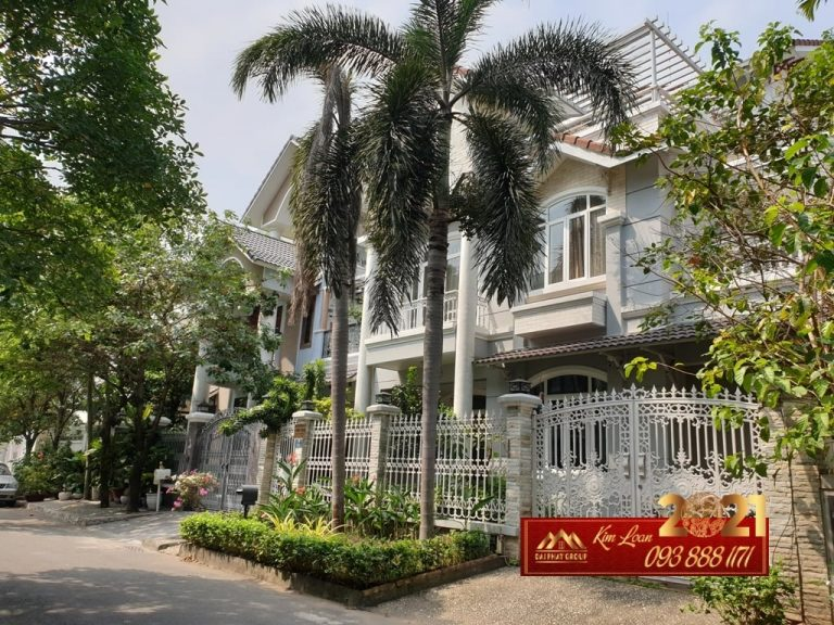 Hot Hon Hot Ban Biet Thu Nam Thong 1 Phu My Hung Quan 7