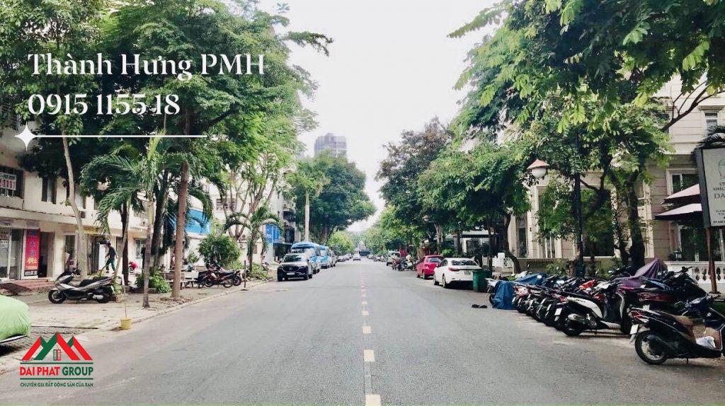 Nha Pho Hung Phuoc 1 Duong Le Van Thiem Co Thang May Gia Tot