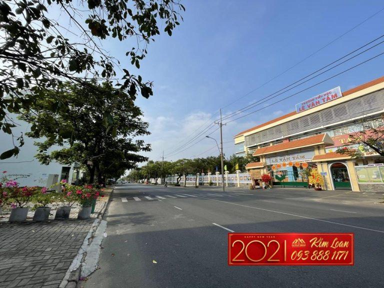 Ban Dat Xay Van Phong Chdv Khach San Truong Hoc Nam Thong 3 Duong Rong 25m Khu Kinh Doanh Sam Uat 18.8 Tỷ