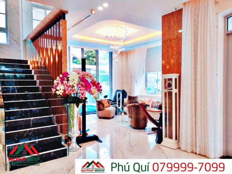 Biet Thu Ho Boi Phu My Hung Mat Tien Duong Lon Noi That Cao Cap